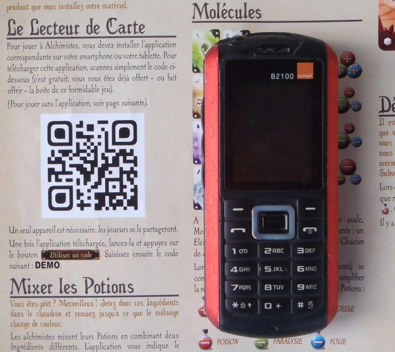 """<FONT size=""""2pt"""">Si pour le smartphone c'est raté, il est aussi possible d'accèder à l'appli sur le site de CGE.</FONT>"""