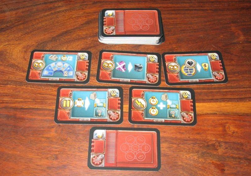 Des cartes innovations techniques procurant des bonus diverses et variés.