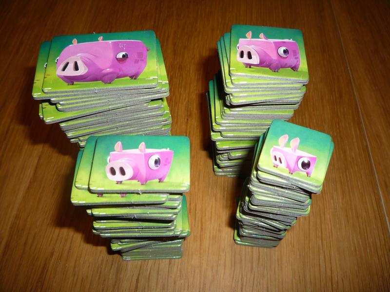 Les tuiles cochons