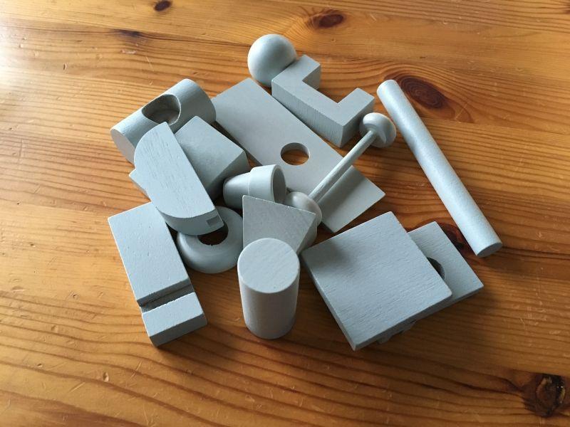 Les blocs gris