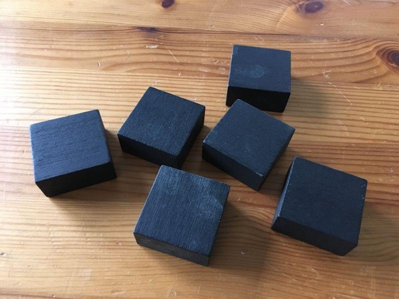 Les bases en bois