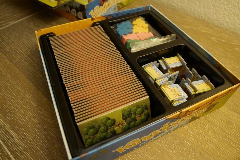 La boîte est enfin prête pour le premier test ! Bientôt ….