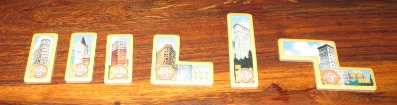 Les premiers bâtiments de New York après 1901...