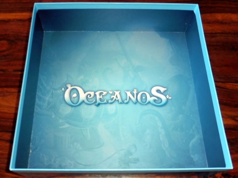 Le fond de la boite est très... sobre !