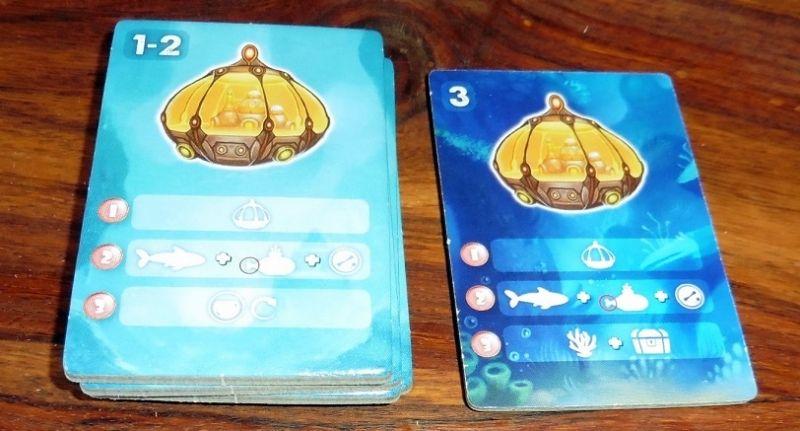 Chaque joueur aura sa propre aide de jeu recto/verso.