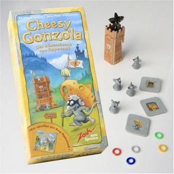 Cheesy Gonzola