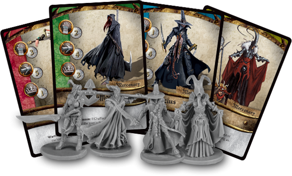 City of Thieves - The King Ashes Expansion