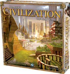 Sid Meier's Civilization - The boardgame