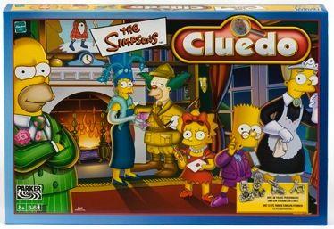 Cluedo Simpson