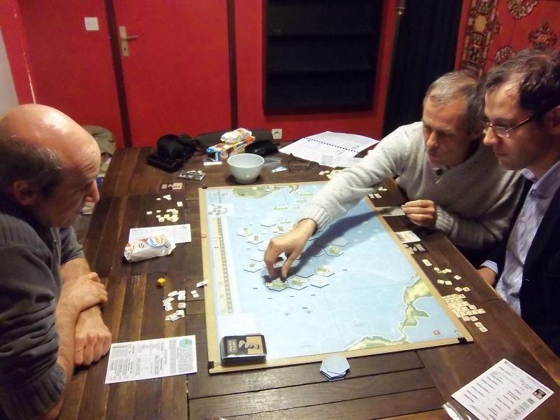 Monsieur Zhor en action du coté de Tahiti je crois...