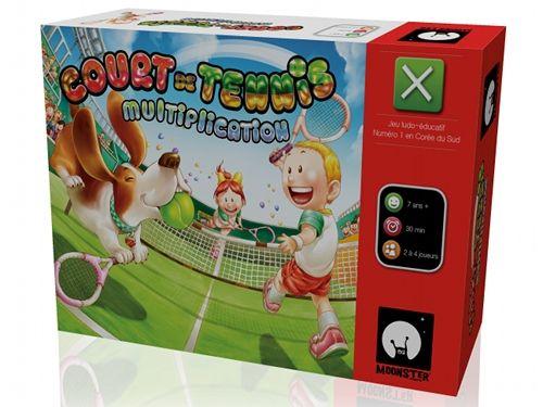 Cours de tennis multiplication