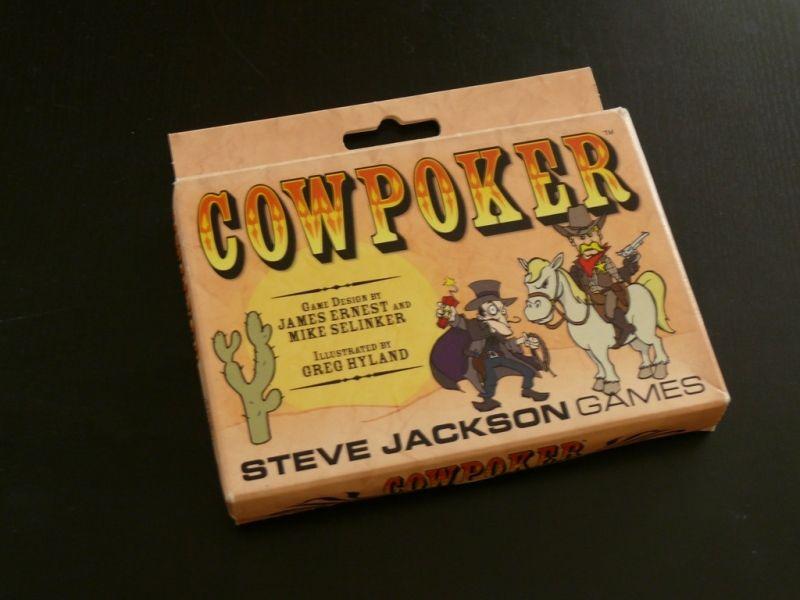 Cowpoker