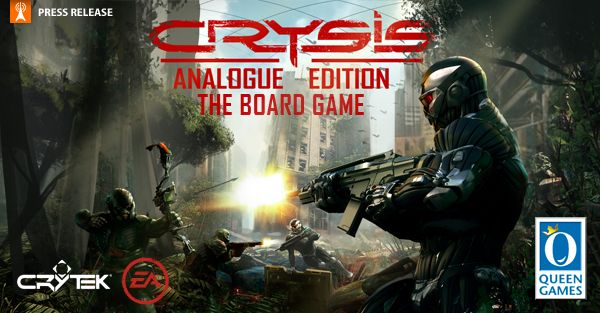 Crysis Analogue Edition – The Board Game