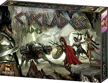 Cyclades - Hadès