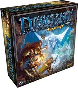 Descent : Voyage dans les Ténèbres - Seconde Ed.