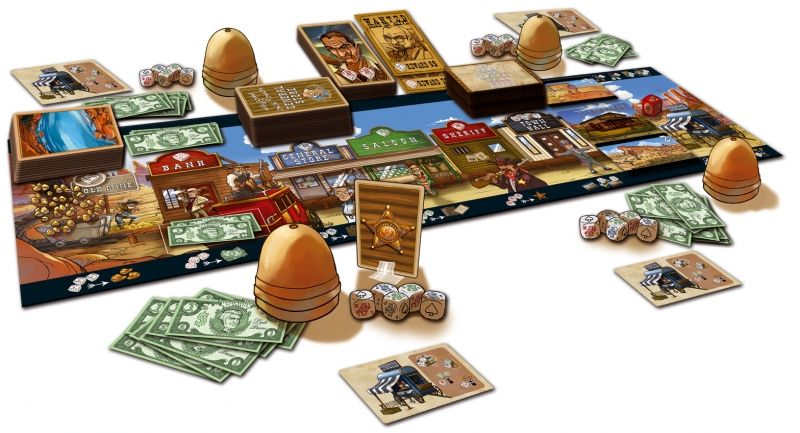 Dice Town - extension Truands