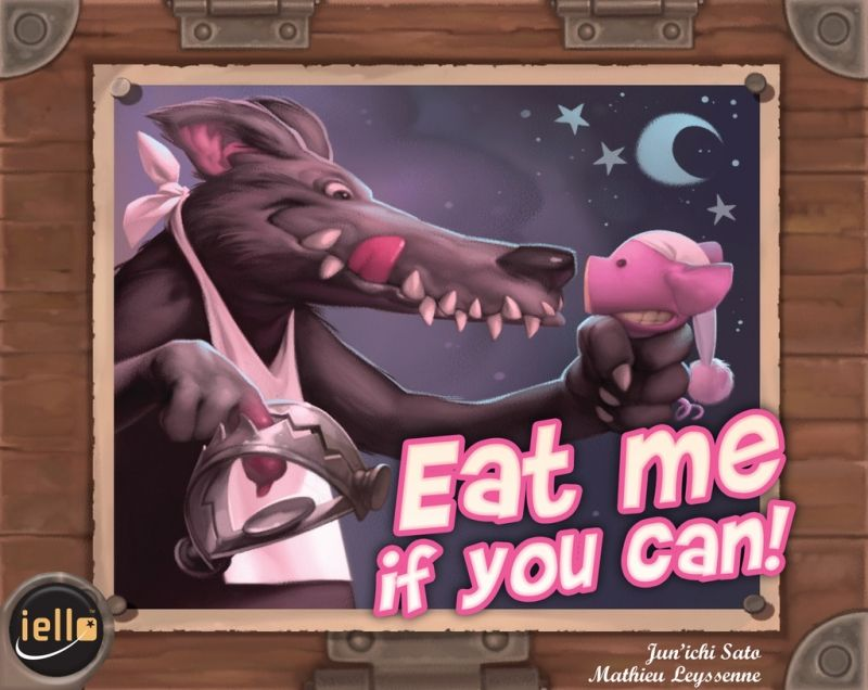 Mange-moi si tu peux !