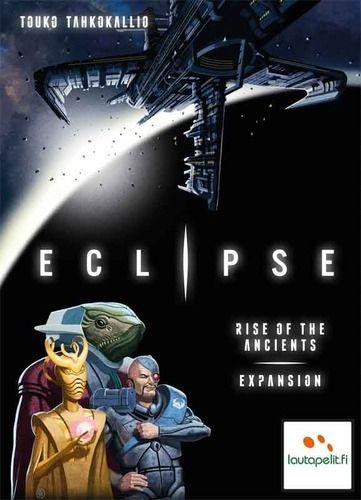 Eclipse:  L'éveil des anciens