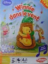 Elefun Winnie dans le vent