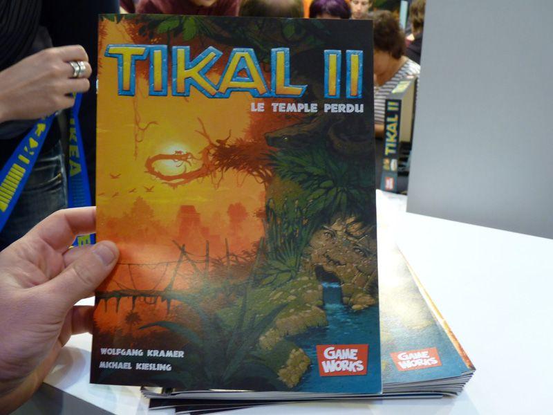 Tikal II