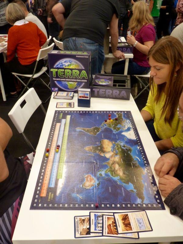 Terra chez Bezier Games