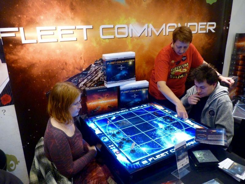 Fleet Commander toujours chez Capsicum Games