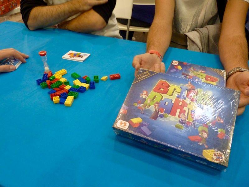 Brick Party chez Heidelberger Spieleverlag