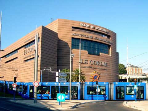 Le Festival du jeu de Montpellier prend une nouvelle dimension en s'installant au Corum pour sa 8ième édition.