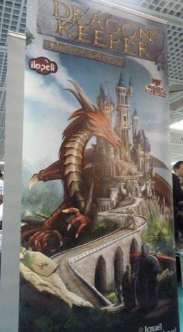 Dragon Keeper chez Ilopeli