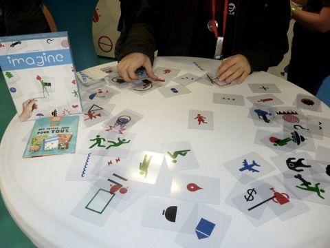 """Imagine"" la bombe ludique de Shingo Fujita, Motoyuki Ohki, Hiromi Okawa, une co édition MGA et Cocktail Games"