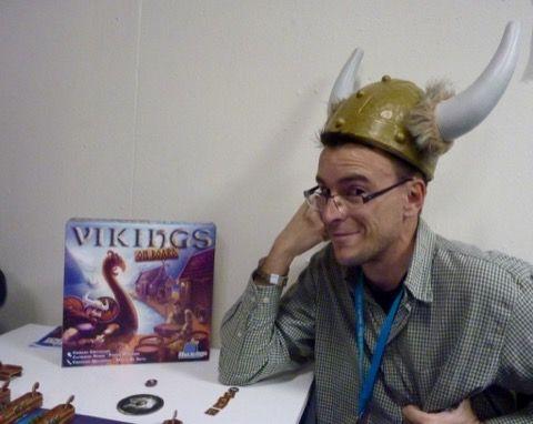 Notre viking du jour... Nico