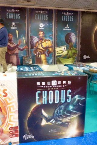 Sweet Games et leur dernier jeu à venir Seeders Exodus.