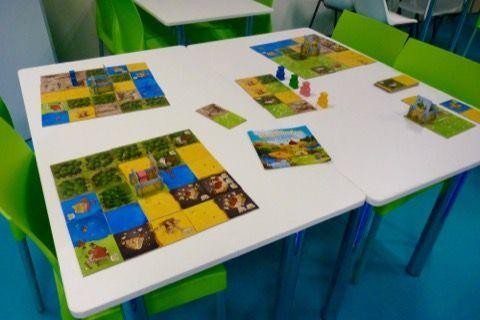 Le surdimentionné du jeu qui met en lumière le travail graphique de Cyril Bouquet.