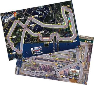 Formula D  - Docks Singapore