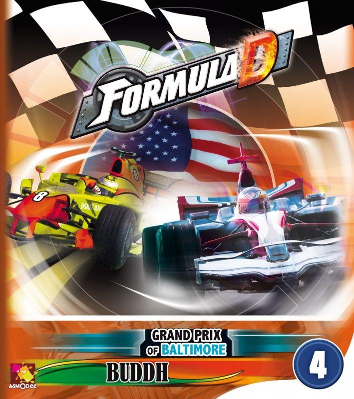 Formula D - extension 4