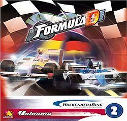 Formula D - Hockenheim/Valencia