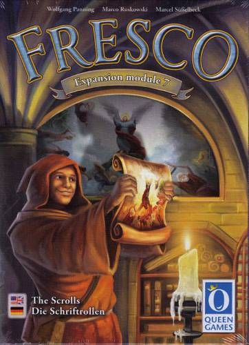 Fresco expansion module 7 : the scrolls