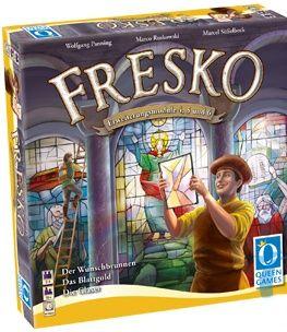 Fresko - Erweiterungsmodule 4,5 und 6