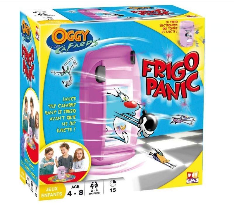 Frigo Panic, Oggy et les cafards