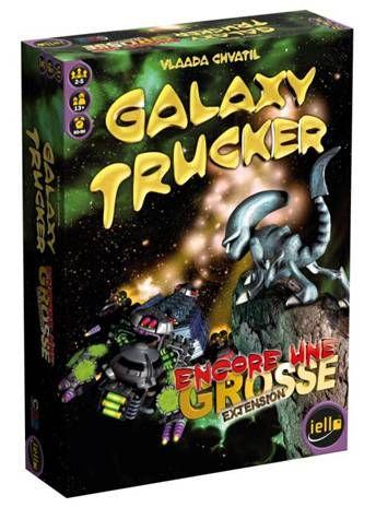 Galaxy Trucker - Encore une grosse extension