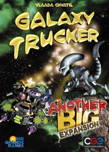 Galaxy Trucker : Une Autre Grosse Extension