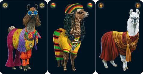 Gangs of Lamas