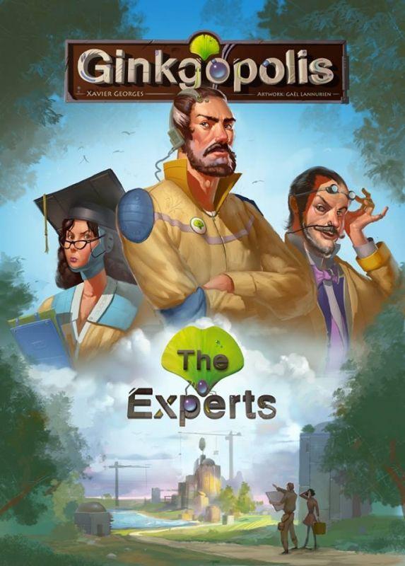 Ginkgopolis : les experts