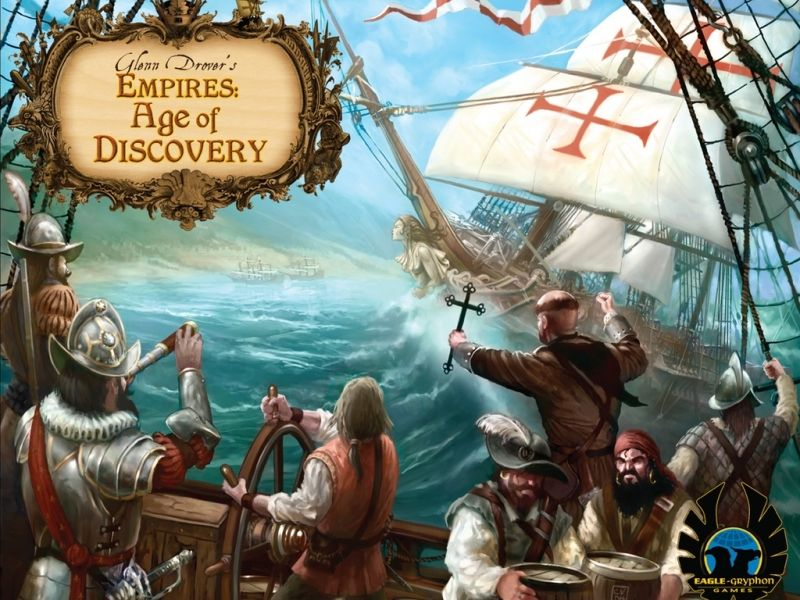 Glenn Drover's Empires: Age of Discovery – Deluxe