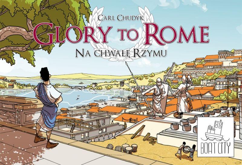 Gloria a Roma