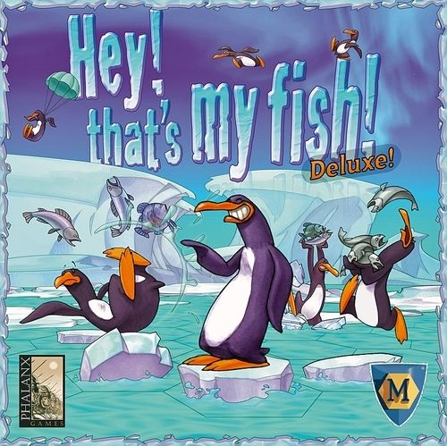 Hey! That's My Fish!  Deluxe