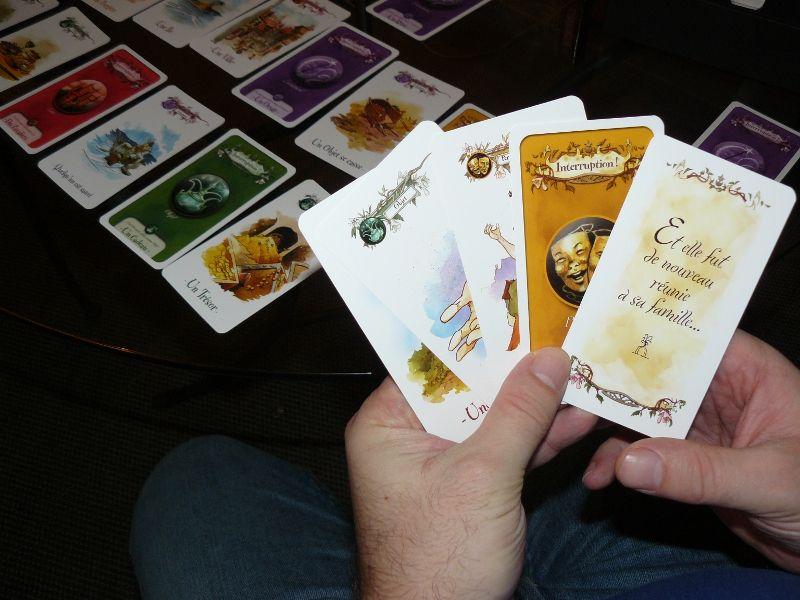 Les cartes d'Elgarion