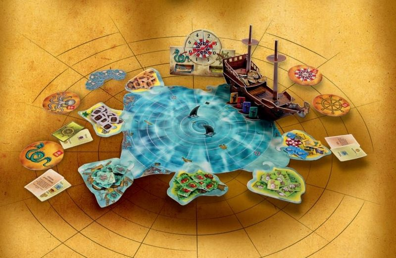 Il tesoro dei pirati