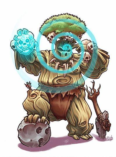 Une version non retenue d'une des actions de Baobab (Ultimate Warriorz)