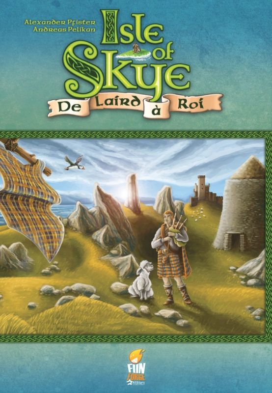 Isle of Skye: De Laird à Roi